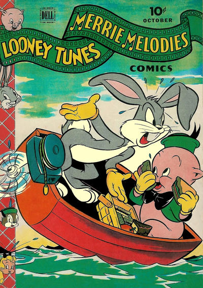 Cover for Looney Tunes and Merrie Melodies Comics (1941 series) #48