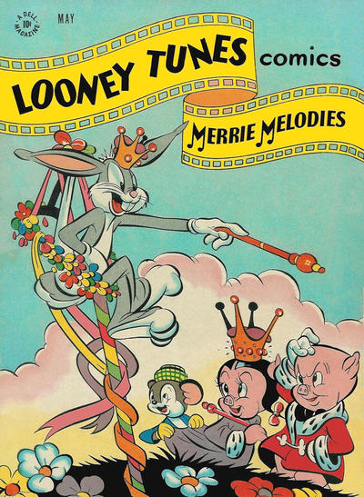 Cover for Looney Tunes and Merrie Melodies Comics (Dell, 1941 series) #67