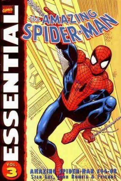 Cover for The Essential Spider-Man (Marvel, 1996 series) #3