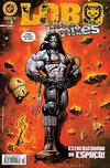 Cover for Lobo Sem Limites (Panini Brasil, 2004 series) #3
