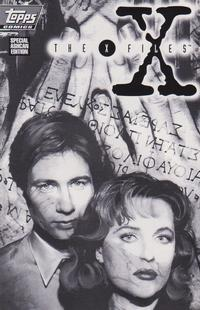 Cover Thumbnail for The X-Files Ashcan (Topps, 1995 series) #1