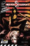 Cover for Mulher-Serpente [Minissérie] (Panini Brasil, 2007 series) #1