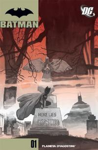 Cover Thumbnail for Batman (Planeta DeAgostini, 2006 series) #1