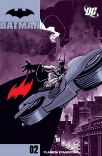 Cover for Batman (Planeta DeAgostini, 2006 series) #2
