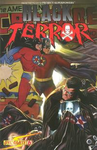 Cover Thumbnail for Black Terror (Dynamite Entertainment, 2008 series) #6 [Alex Ross Cover]