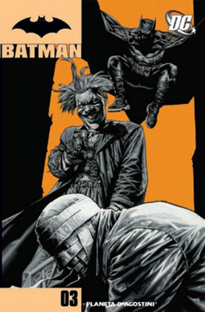 Cover for Batman (Planeta DeAgostini, 2006 series) #3