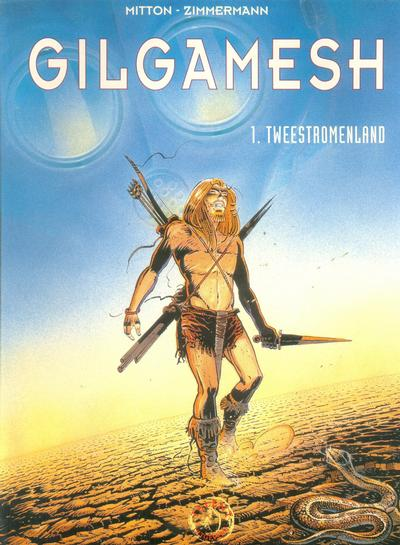 Cover for Gilgamesh (1996 series) #1