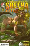 Cover for Sheena Queen of the Jungle: Dark Rising (Devil's Due Publishing, 2008 series) #1