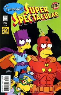 Cover Thumbnail for Bongo Comics Presents Simpsons Super Spectacular (Bongo, 2005 series) #10