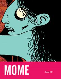 Cover for Mome (Fantagraphics, 2005 series) #8