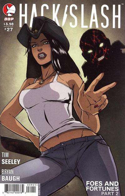 Cover for Hack/Slash: The Series (Devil's Due Publishing, 2007 series) #27