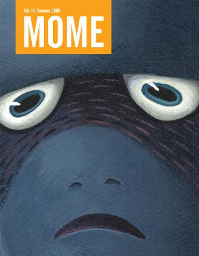 Cover for Mome (Fantagraphics, 2005 series) #15