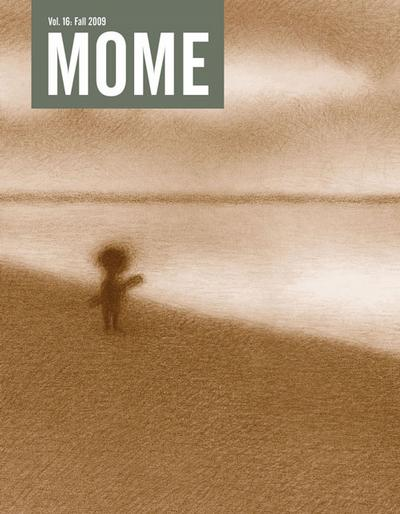 Cover for Mome (Fantagraphics, 2005 series) #16