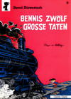 Cover for Bennie Bärenstark (Carlsen Comics [DE], 1980 series) #3