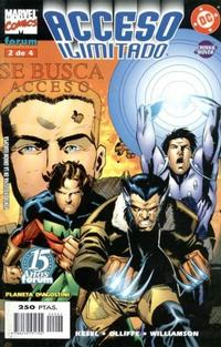 Cover Thumbnail for Acceso Ilimitado (Planeta DeAgostini, 1998 series) #2