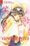 Cover for Vampire Miyu (Carlsen Comics [DE], 2001 series) #9