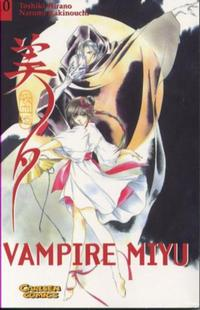 Cover Thumbnail for Vampire Miyu (Carlsen Comics [DE], 2001 series) #10