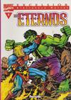 Cover for Biblioteca Marvel: Los Eternos (Planeta DeAgostini, 2001 series) #2