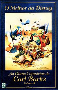 Cover Thumbnail for O Melhor da Disney: As Obras Completas de Carl Barks (Editora Abril, 2004 series) #9