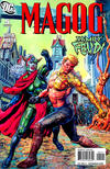 Cover for Magog (DC, 2009 series) #5