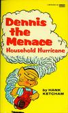 Cover for Dennis the Menace Household Hurricane (Gold Medal Books, 1963 series) #1-3679-5