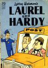 Cover for Laurel und Hardy (BSV - Williams, 1964 series) #4