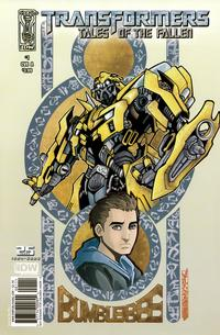 Cover for Transformers: Tales of the Fallen (2009 series) #1 [Cover RE]