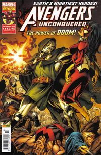 Cover Thumbnail for Avengers Unconquered (Panini UK, 2009 series) #14