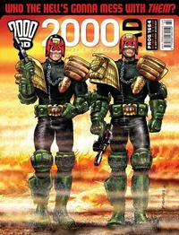 Cover Thumbnail for 2000 AD (Rebellion, 2001 series) #1664