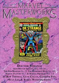 Cover Thumbnail for Marvel Masterworks: Doctor Strange (Marvel, 2003 series) #4 (130) [Limited Variant Edition]