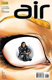 Cover Thumbnail for Air (DC, 2008 series) #17