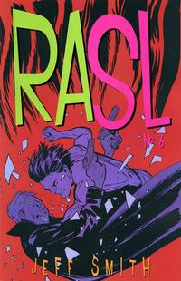 Cover Thumbnail for RASL (Cartoon Books, 2008 series) #6
