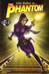 Cover Thumbnail for Julie Walker Is the Phantom (Moonstone, 2010 series)  [Cover A]