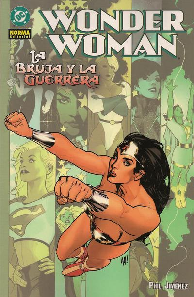 Cover for Wonder Woman: La bruja y la guerrera (2004 series) #[nn]