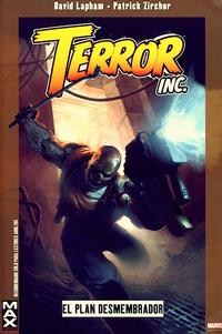Cover Thumbnail for 100% MAX: Terror Inc (Panini España, 2010 series) #[nn]