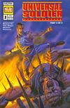 Cover for Universal Soldier (Now, 1992 series) #3 [direct]