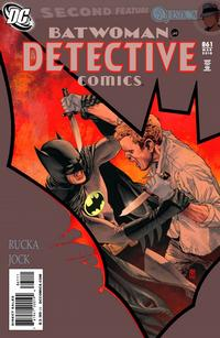 Cover Thumbnail for Detective Comics (DC, 1937 series) #861