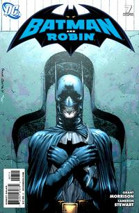 Cover Thumbnail for Batman and Robin (DC, 2009 series) #7