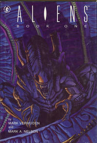 Cover Thumbnail for Aliens (Dark Horse, 1990 series) #1