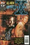 Cover Thumbnail for The X-Files (1995 series) #13 [Newsstand]