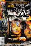 Cover for The X-Files (Topps, 1995 series) #20 [Direct Edition]