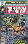 Cover for Man from Atlantis (Marvel, 1978 series) #3