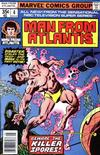 Cover for Man from Atlantis (Marvel, 1978 series) #4