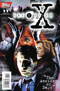 Cover Thumbnail for The X-Files (Topps, 1995 series) #11