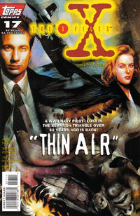 Cover Thumbnail for The X-Files (Topps, 1995 series) #17