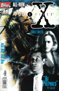 Cover Thumbnail for The X-Files (Topps, 1995 series) #26