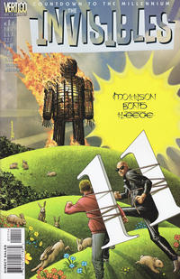 Cover Thumbnail for The Invisibles (DC, 1999 series) #11