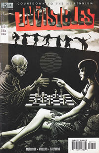 Cover Thumbnail for The Invisibles (DC, 1999 series) #7