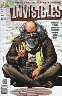 Cover Thumbnail for The Invisibles (DC, 1999 series) #4