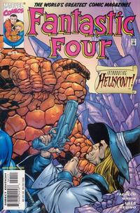 Cover Thumbnail for Fantastic Four (Marvel, 1998 series) #41
